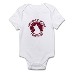 Tonkinese Infant Bodysuit