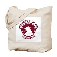 Tonkinese Tote Bag