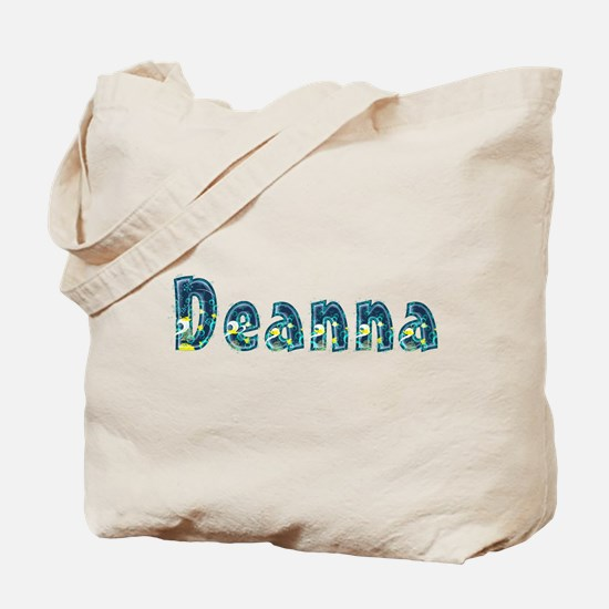Deanna Under Sea Tote Bag