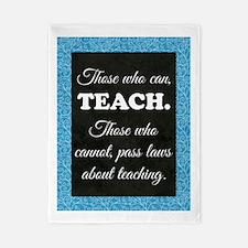 TEACHERS Twin Duvet