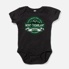 Mont Tremblant Forest.png Baby Bodysuit