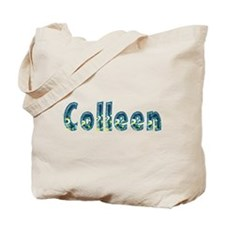 Colleen Under Sea Tote Bag