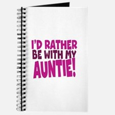 Id rather be with my auntie Journal