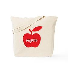 Teachers Inspire Tote Bag