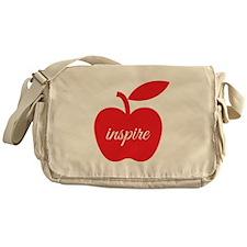 Teachers Inspire Messenger Bag
