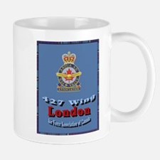 427 Wing and AFAC Emblem Mug