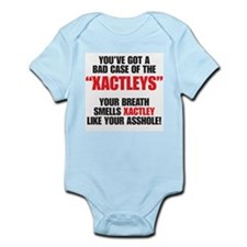 You've got a bad case of the Xactleys Body Suit