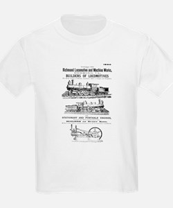 Richmond Locomotive Works T-Shirt