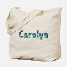 Carolyn Under Sea Tote Bag