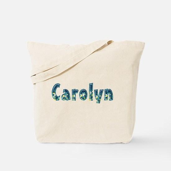 Carolyn Under Sea Tote Bag