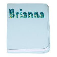 Brianna Under Sea baby blanket