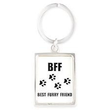 Best Furry Friend Keychains