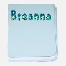 Breanna Under Sea baby blanket