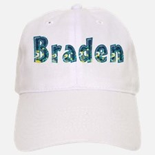 Braden Under Sea Baseball Baseball Baseball Cap
