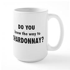 Chardonnay Mug