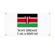 Dream Kenyan Banner