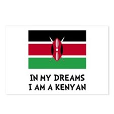 Dream Kenyan Postcards (Package of 8)