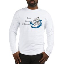 Seventh Day of Christmas Long Sleeve T-Shirt