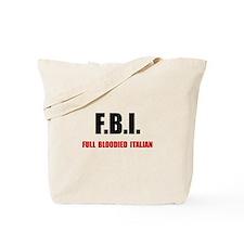 Full Italian Tote Bag