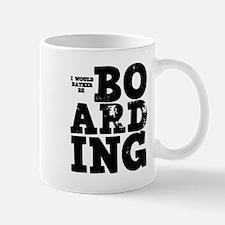 'Rather Be Boarding' Mug