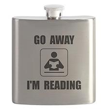Go Away Reading Flask