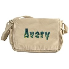 Avery Under Sea Messenger Bag