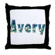 Avery Under Sea Throw Pillow
