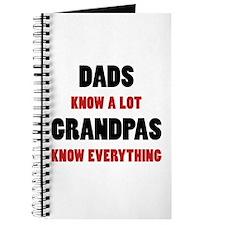Grandpas Know Everything Journal