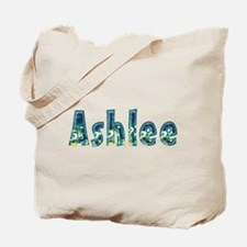 Ashlee Under Sea Tote Bag