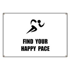 Happy Pace Banner
