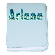 Arlene Under Sea baby blanket