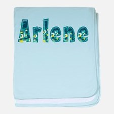 Arlene Under Sea baby blanket