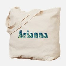 Arianna Under Sea Tote Bag