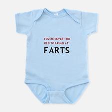 Laugh Farts Body Suit