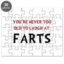 Laugh Farts Puzzle