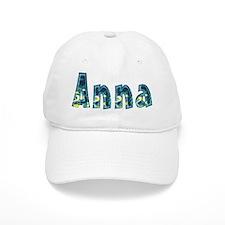 Anna Under Sea Baseball Baseball Cap