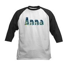 Anna Under Sea Baseball Jersey