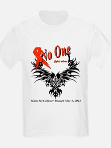 Mark McCallister's Benefit T-Shirt
