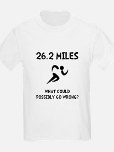 Marathon Go Wrong T-Shirt