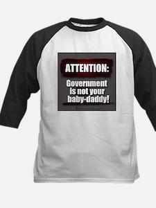 Attention Baseball Jersey