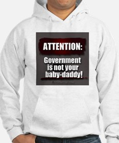 Attention Hoodie
