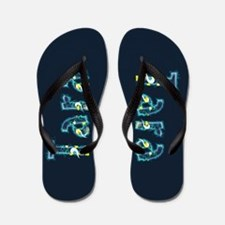 Tara Under Sea Flip Flops