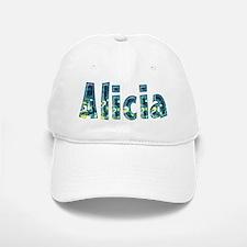 Alicia Under Sea Baseball Baseball Baseball Cap