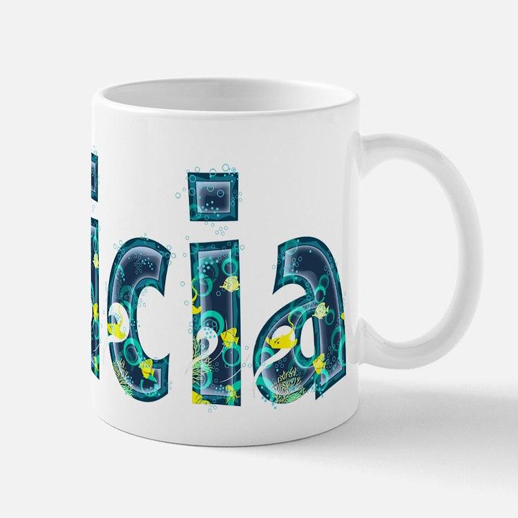 Alicia Under Sea Mug