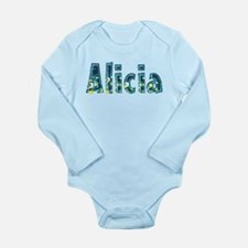 Alicia Under Sea Body Suit