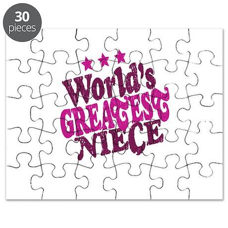 Worlds Greatest Niece Puzzle