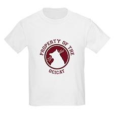 Ocicat Kids T-Shirt