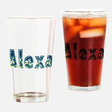 Alexa Under Sea Drinking Glass