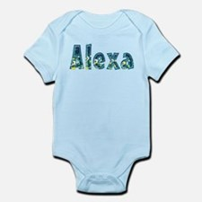 Alexa Under Sea Body Suit