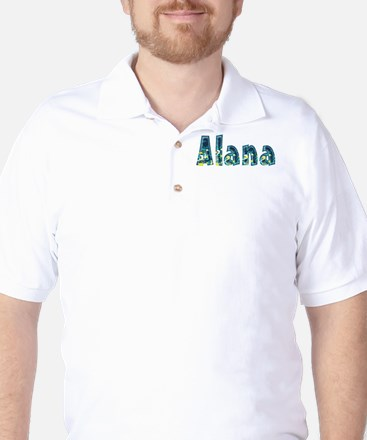Alana Under Sea Golf Shirt